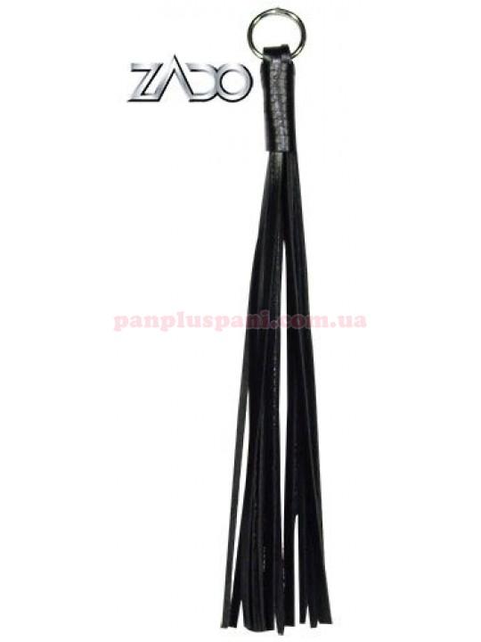 Плеть - 2040123 Leder Fingerpeitsche - black