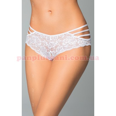 Трусики - Shorts 2478, белые, S/M