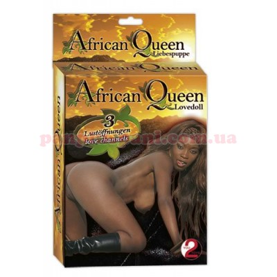 Секс кукла African Queen
