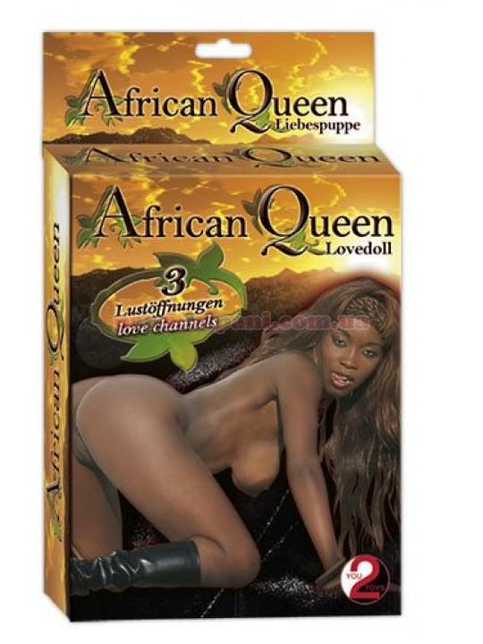 Секс лялька African Queen