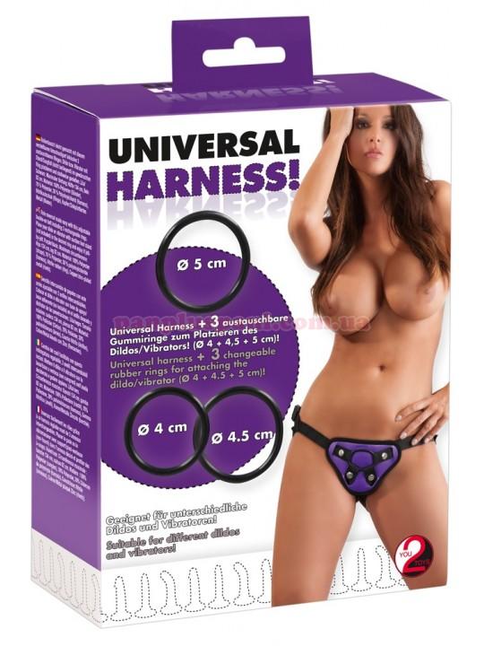 Трусы для страпона Universal harness