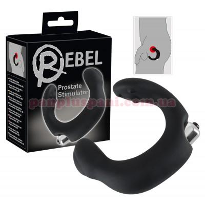 Массажер простаты - Rebel Prostate Stimulator Prostata-Vibrator