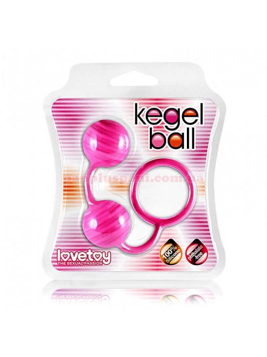 Вагинальные шарики Kegel Ball 6452LVTOY217