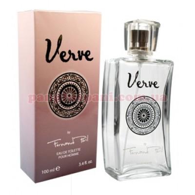 Духи с феромонами для мужчин Verve by Fernand Péril 100 мл