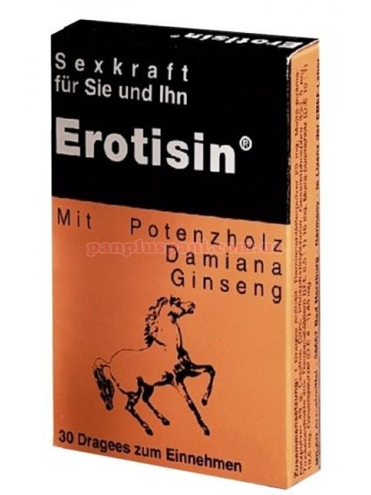 Таблетки - Erotisin 30таб.