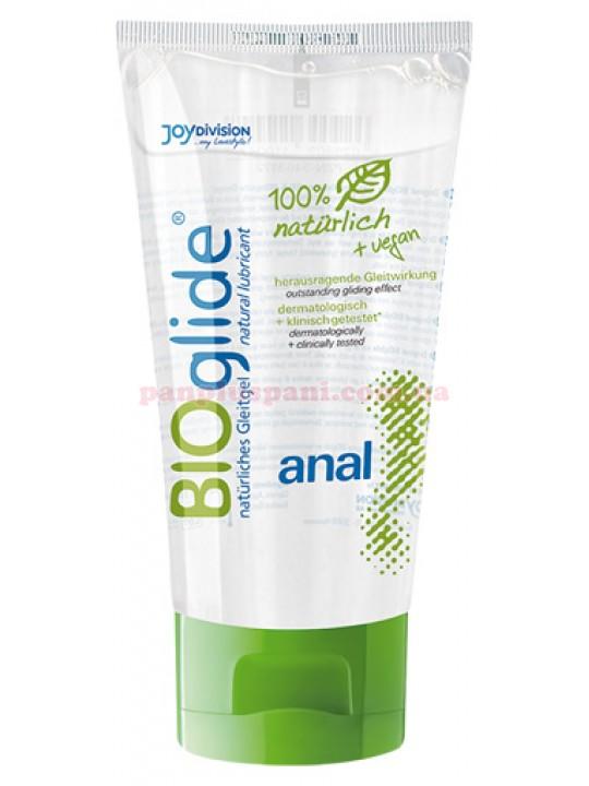 Лубрикант BIOglide Anal анальный на водной основе 80 мл