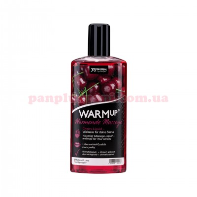 Массажное масло WARMup Cherry съедобное согревающее 150 мл