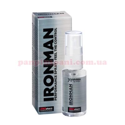 Пролонгатор спрей - IRONMAN Spray, 30 мл.