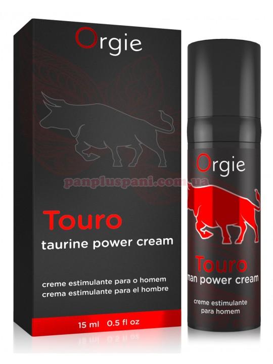 Возбуждающий крем - Touro Cream 15 ml