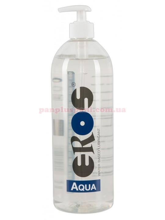 Лубрикант EROS Aqua bottle на водной основе 1000 мл