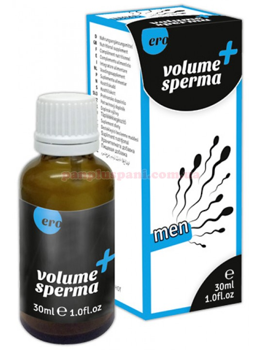 Капли - Volume Sperma+ for men, 30 мл