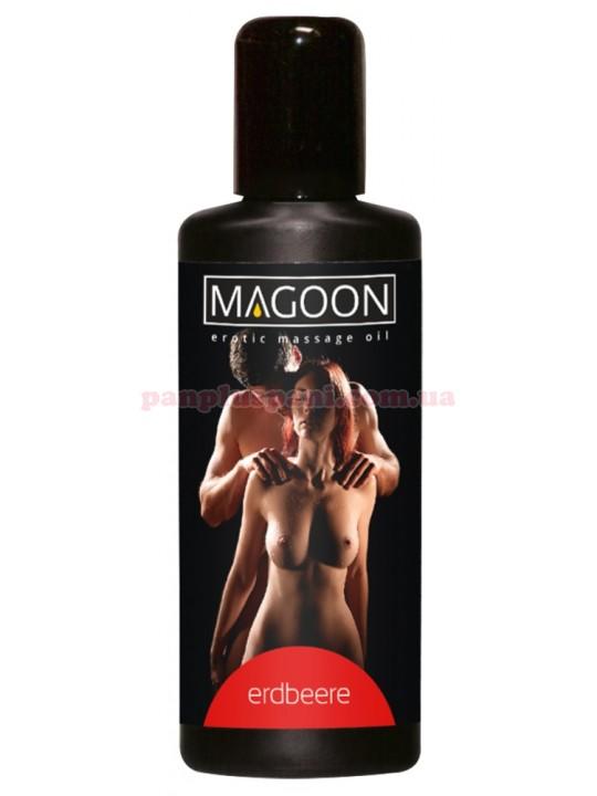 Массажное масло Magoon Erdbeere 100 мл