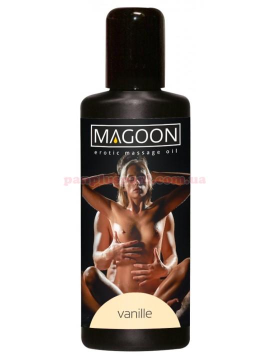 Массажное масло Magoon Vanille 100 мл