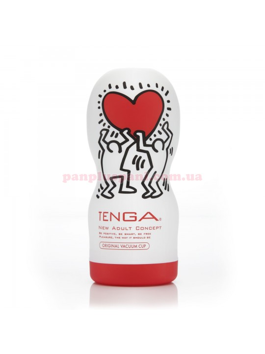 Мастурбатор Tenga Keith Haring Deep Throat Cup