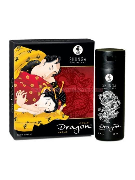 Стимулирующий крем для пар Shunga SHUNGA Dragon Cream (60 мл)