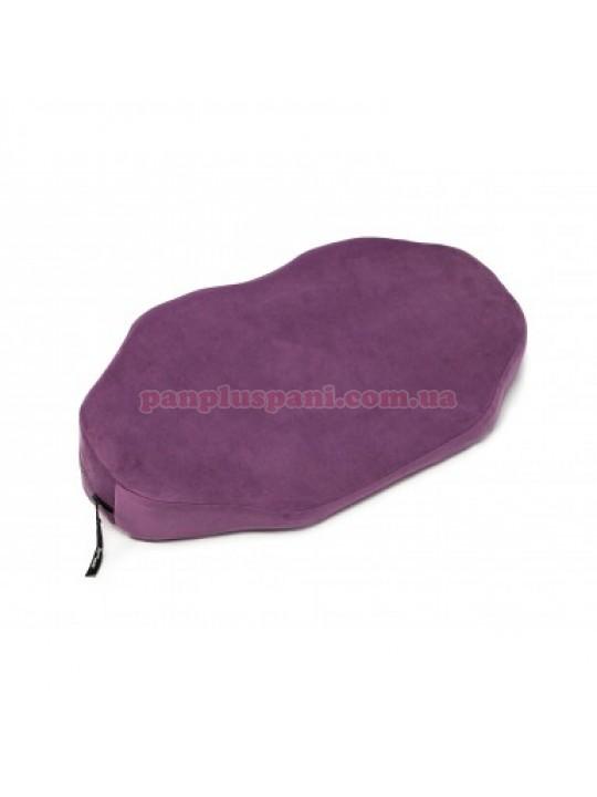 Подушка для секса LoveBoat Lips фиолет