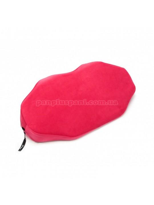 Подушка для сексу LoveBoat Lips рожева