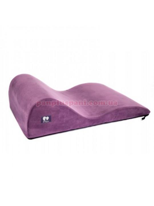Подушка для секса LoveBoat Wave фиолет