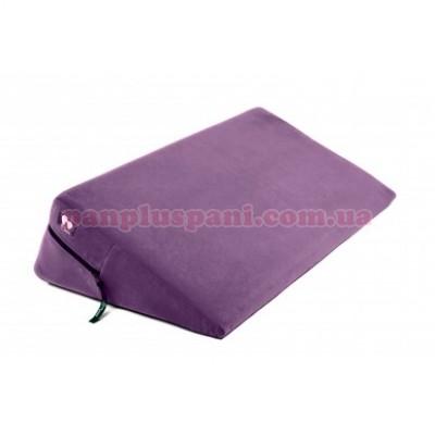 Подушка для секса LoveBoat Wedge фиолет