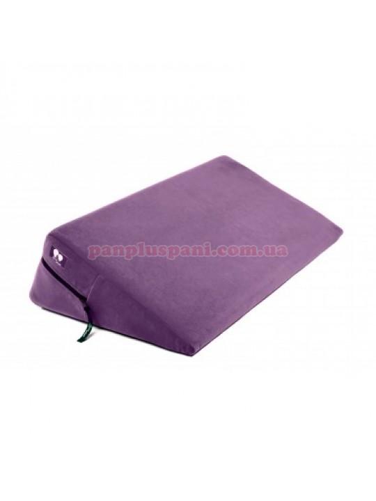 Подушка для сексу LoveBoat Wedge фіолет