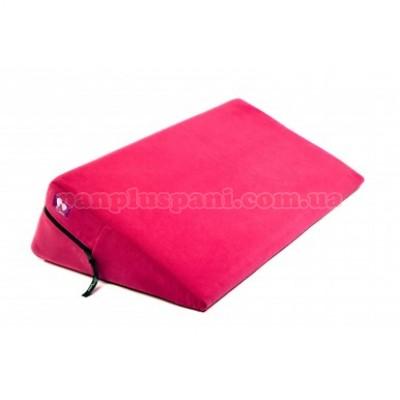 Подушка для секса LoveBoat Wedge розовая