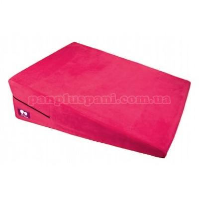 Подушка для секса LoveBoat Ramp розовая