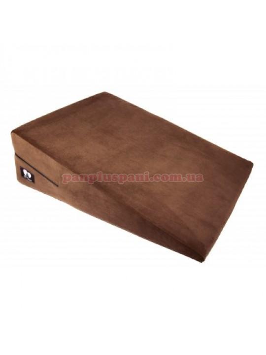 Подушка для секса LoveBoat Ramp коричневая