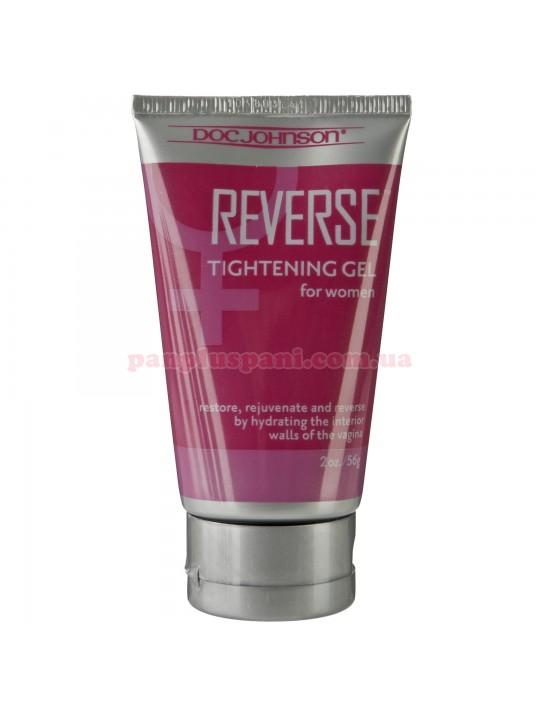 Крем для сужения влагалища Doc Johnson Reverse - Tightening Gel For Women (56 гр)