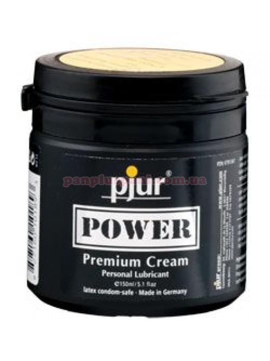 Лубрикант Pjur Power Premium Cream для фистинга на водно-силиконовой основе 150 мл