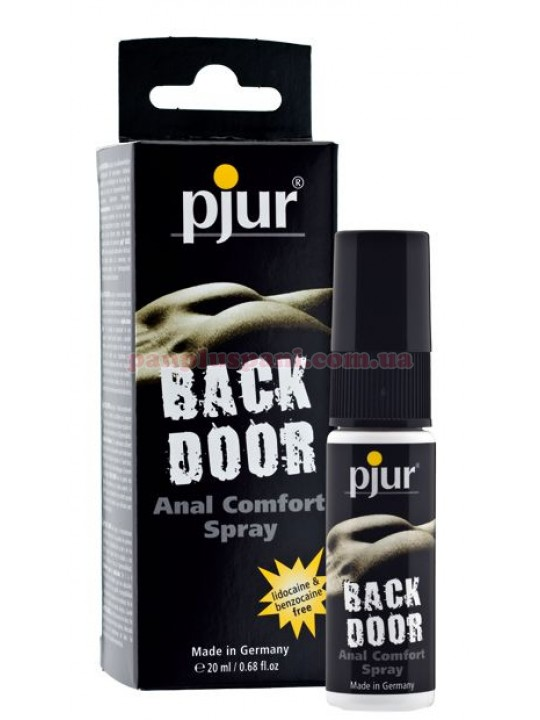 Расслабляющий спрей для анального секса Pjur Back Door 20 мл