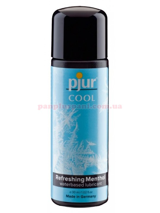 Лубрикант Pjur Cool охлаждающий на водной основе 30 мл
