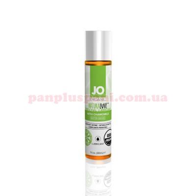 Лубрикант System JO Naturalove Organic на водной основе 30 мл