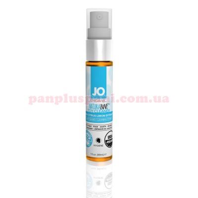 Очищающий спрей System JO Naturalove Organic Toy Cleaner 30 мл