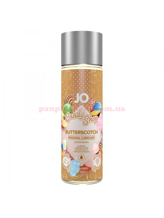Лубрикант System JO Candy Shop Butterscotch съедобный на водной основе 60 мл