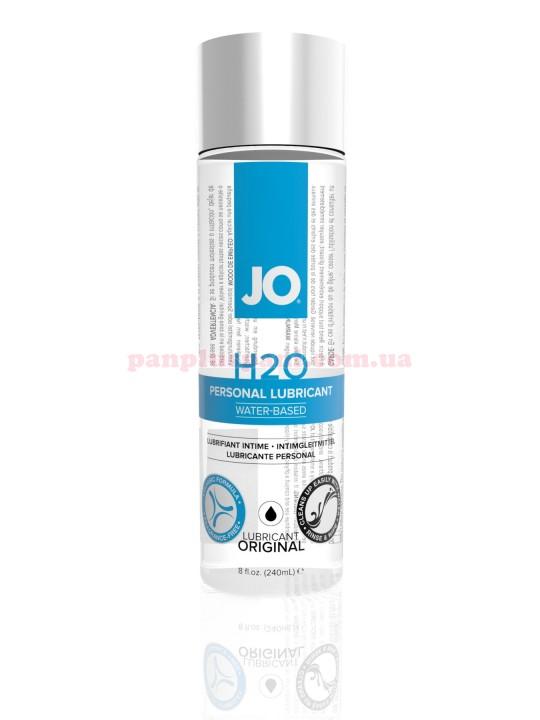 Лубрикант на водной основе System JO H2O - ORIGINAL (240 мл)