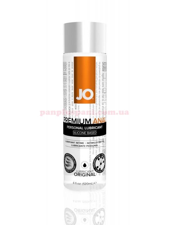 Лубрикант System JO Anal Premium Original анальный на силиконовой основе 120 мл