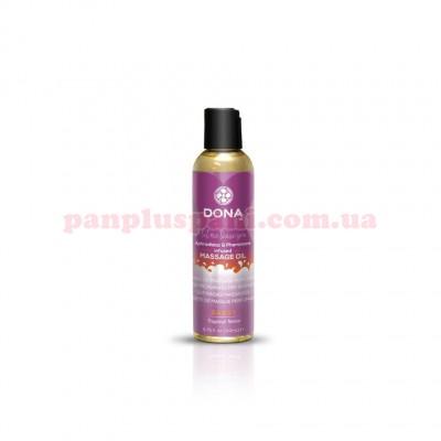 Массажное масло DONA Sassy Tropical Tease 110 мл