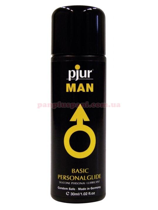 Лубрикант Pjur MAN Basic на силиконовой основе 30 мл
