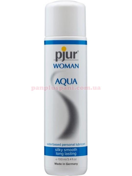 Лубрикант Pjur Woman Aqua на водной основе 100 мл