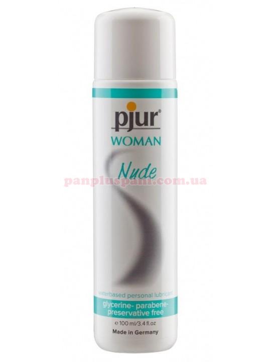 Лубрикант Pjur Woman Nude на водной основе 100 мл