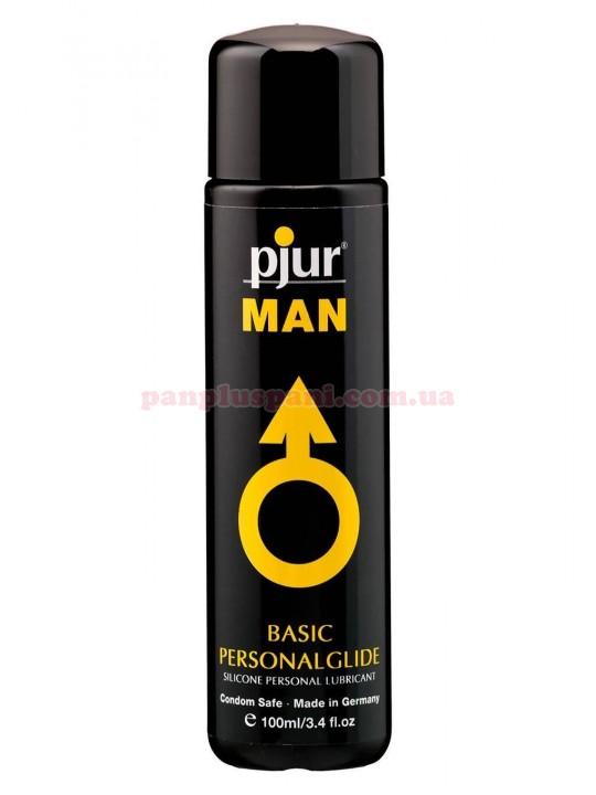 Лубрикант Pjur MAN Basic на силиконовой основе 100 мл