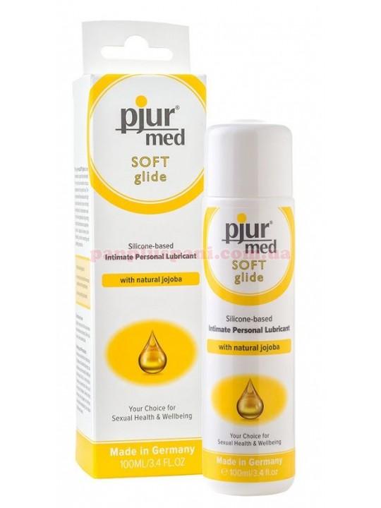 Лубрикант Pjur MED Soft на силиконовой основе 100 мл
