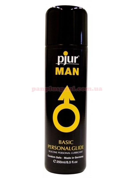 Лубрикант Pjur MAN Basic на силиконовой основе 250 мл