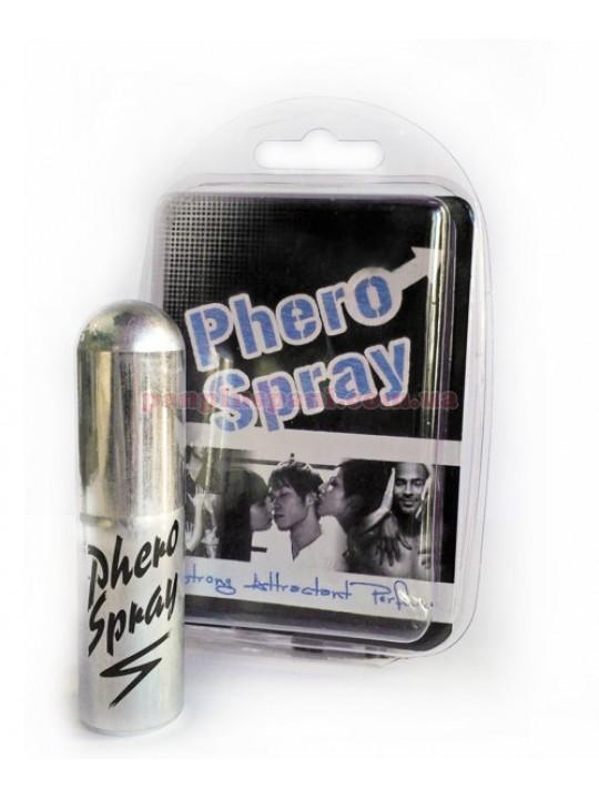 Духи с феромонами для мужчин Phero Spray  15 мл