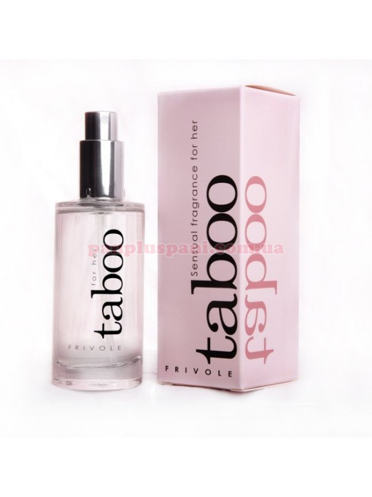 Духи с феромонами для женщин Taboo Frivole 50 мл
