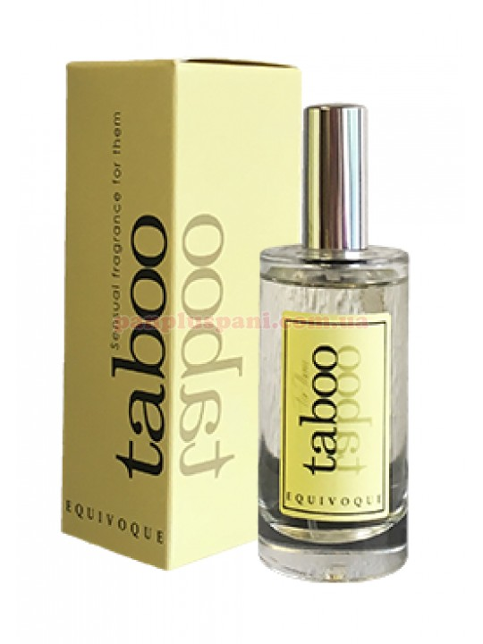 Духи с феромонами унисекс Taboo Equivoque 50 мл