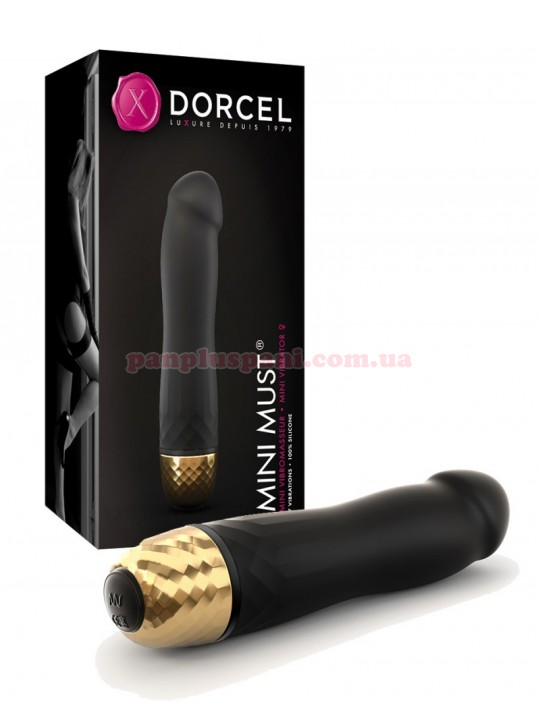 Вібратор Dorcel Mini Must Gold
