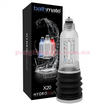 Гидропомпа Bathmate Hydromax 5 Clear (X20)