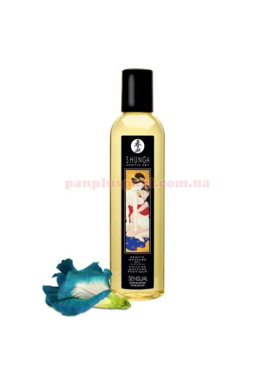 Массажное масло Shunga Sensual Island Blossoms 250 мл