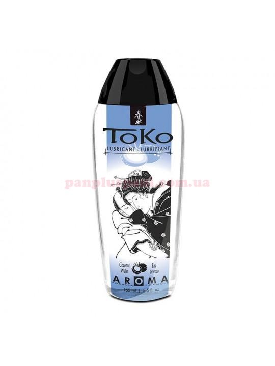 Лубрикант Shunga Toko Aroma Coconut Water съедобный на водной основе 165 мл